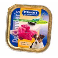 Dr.Clauder's  Alutálka Selected Meat Kacsa 100g