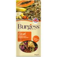 Burgess saláta banán&papaja ízesítéssel nyulak és rágcsálók részére 60g