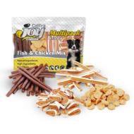Calibra Joy Dog Multipack Fish & Chicken Mix kutya jutalomfalat