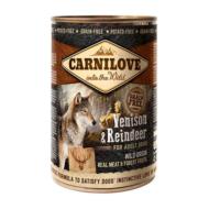 CarniLove Dog Adult Konzerv Venison & Reindeer