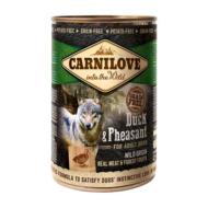 CarniLove Dog Adult Konzerv Duck & Pheasant