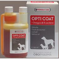 Opti Coat - lazacolaj, omega-3 & β-carotin 1L
