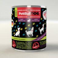 PettBullDog Adult - Nyúl (800 g) 24 db