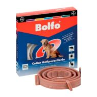 BOLFO bolha és kullancsnyakörv közepes- és nagytestű kutyák részére - 70cm