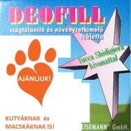 Deofill szagtalanító tabletta kutya 50 db