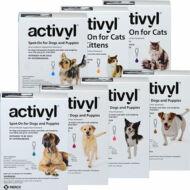 Activyl tick plus kutya  10-20 kg 4X  Jelenleg Hiánycikk