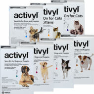 Activyl tick plus kutya  20-40 kg 4X