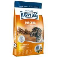 Happy Dog Supreme Toscana, ivartalanított kutyák, szív és érrendszeri betegségek megelőzésére 0.3 kg száraz