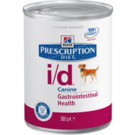 Hills PD Canine i/d   gasztrointesztinális megbetegedések, 0,37 kg, konzerv