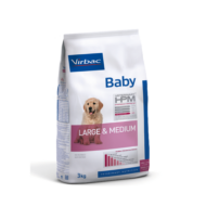 Virbac Large & Medium Baby dog