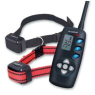 Dog Trace d-control 1010 készlet, ONE TOUCH külső mikrokapcsolóval