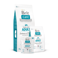 Brit Care Grain-Free Adult Salmon and Potato 1 kg