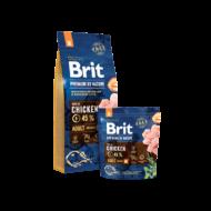 Brit Premium by Nature Medium Adult 3 kg