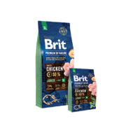 Brit Premium by Nature Extra Large Junior 3 kg | Kutyatáp24