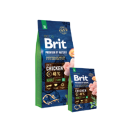 Brit Premium by Nature Extra Large Adult 3 kg