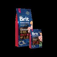 Brit Premium by Nature Large Adult 3 kg | Kutyatáp24