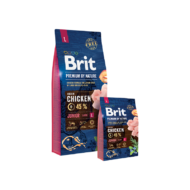 Brit Premium by Nature Large Junior 3 kg