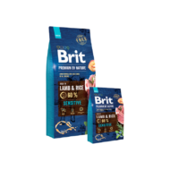 Brit Premium by Nature Lamb-Rice 3 kg