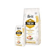 Brit Fresh Chicken with Potato Adult Great Life - 2,5 kg