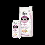 Brit Fresh Chicken with Potato Puppy Healthy Growth - 2,5 kg