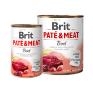 Brit Paté and Meat - Beef - 400 g