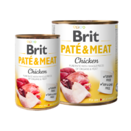 Brit Paté and Meat - Chicken - 400 g