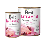 Brit Paté and Meat - Puppy - 400 g