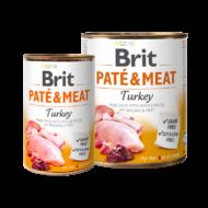 Brit Paté and Meat - Turkey - 400 g