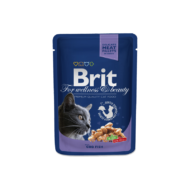 Brit Premium Cat With Cod Fish 100 g