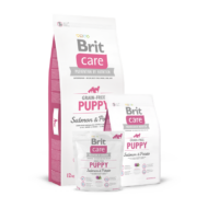 Brit Care Grain-Free Puppy Salmon and Potato 1 kg