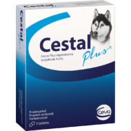 CESTAL PLUS rágótabletta 2 tabletta