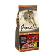 Primordial Grain Free - Adult Bivaly és Makréla - 2 kg