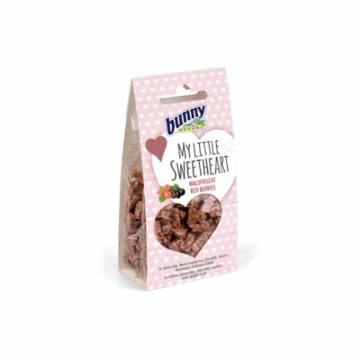 Bunny Nature My Little Sweet heart-Red Berris 30g