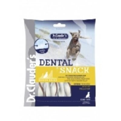 Dr.Clauder's Jutalomfalat Dental Snack Baromfi Small Breed 80g