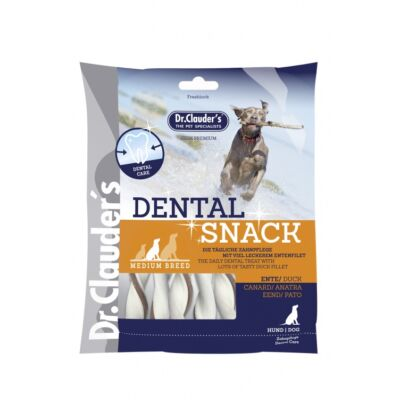 Dr.Clauder's Jutalomfalat Dental Snack Baromfi Medium Breed 170g