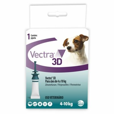 Vectra 3D   4-10 kg spot-on 3x
