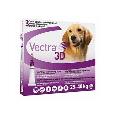 Vectra 3D 25-40 kg spot-on 3x