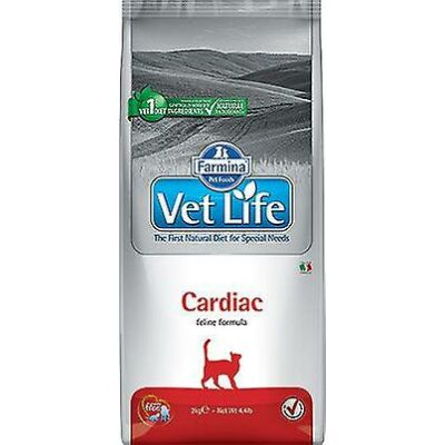 Vet Life Natural Diet Cat Cardiac 400g