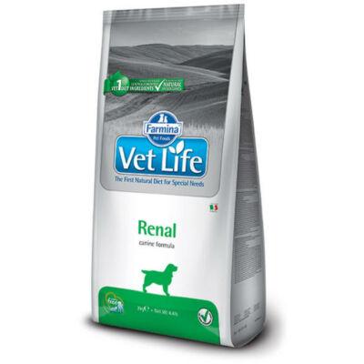 Vet Life Natural Diet Dog Renal 2kg
