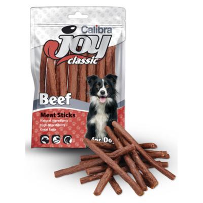 Calibra Joy Dog Classic Beef Sticks - Klasszikus kutya jutalomfalat