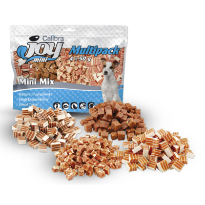 Calibra Joy Dog Multipack Mini Mix - Multipack kutya jutalomfalat