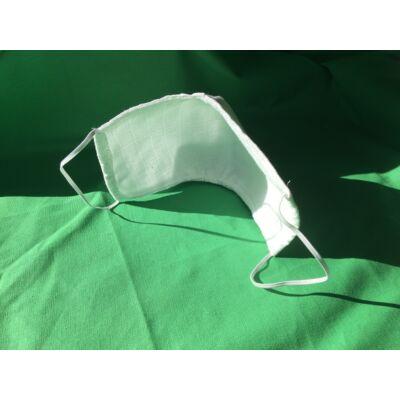 Fertőtleníthető személyi védőeszköz, szájmaszk