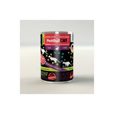 PettBullCat Adult - Nyúl (400 g) 24 db