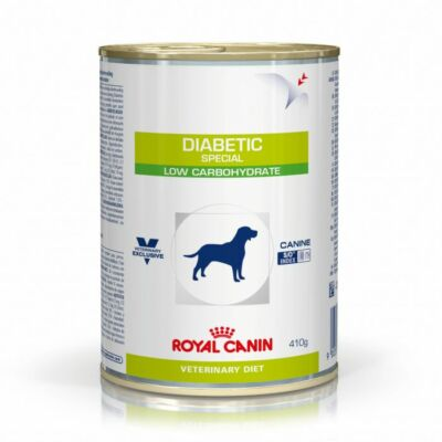 Royal Canin Dog Diabetic Carbohydrate 410g