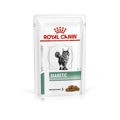 Royal Canin Cat Diabetic alutasak 12x100g