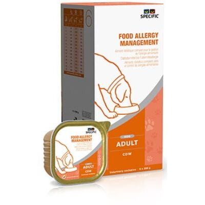 Specific CDW FOOD ALLERGY MANAGEMENT 0,3 kg