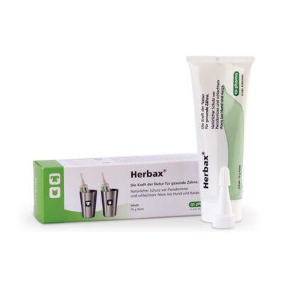 Herbax fogkrém 70 g