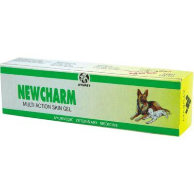 Newcharm ayurvedikus gél sebekre 25 g