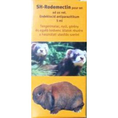 SH-Rodemectin spot on  5 ml