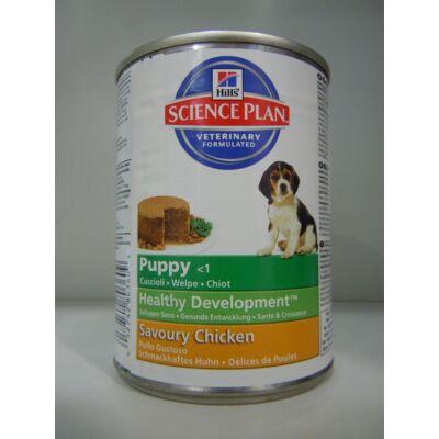 Hills SP Canine Puppy Chicken 0,37 kg | Kutyatáp24